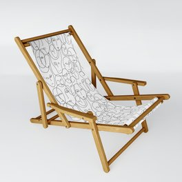 Faces Sling Chair