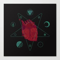 Ritual Canvas Print