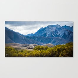 Southern Alps One Canvas Print