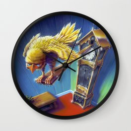 The Cuckoo Clock of Doom Wall Clock