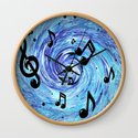 Musical Blue by paintingsbygretzky