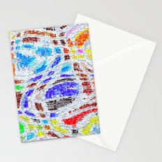 material Stationery Cards