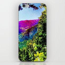 Mount Charleston iPhone Skin