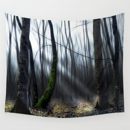 Searching the light Wall Tapestry