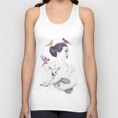 Princess Spike Unisex Tank Top