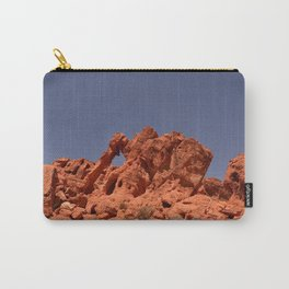 Elephant Rock, Valley of Fire Carry-All Pouch
