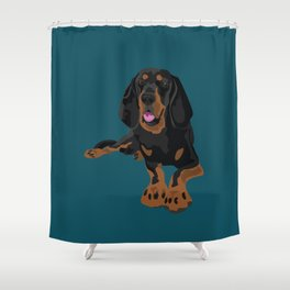 Marvin Shower Curtain