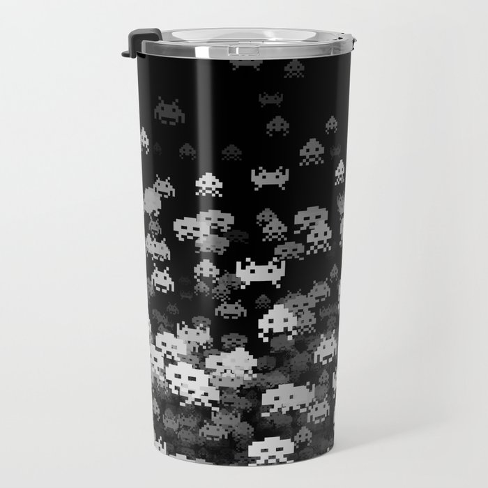Invaded BLACK Travel Mug