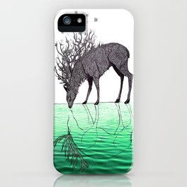 Prince of Life iPhone Case