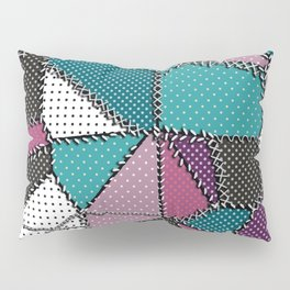 Country patchwork Pillow Sham