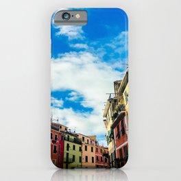 Street Monterosso al mare Cinque Terre Italy | Cinque Terre Italy Travel Photography | Travel photo Art Print iPhone Case