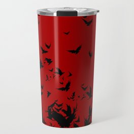 An Unkindness of Ravens Travel Mug