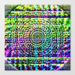 Discothèque Canvas Print