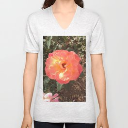 Every Rose Has Its Thorn Unisex V-Neck