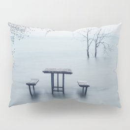 West Point, Sandbanks Pillow Sham