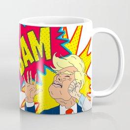 Stop Tweeting Trump Coffee Mug