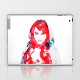 little red Laptop & iPad Skin