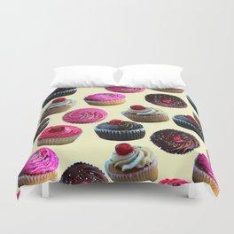 Cupcakes Duvet Cover