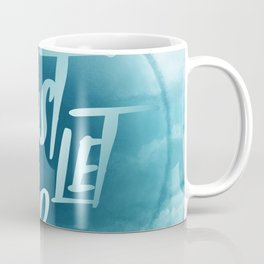 Just let go Coffee Mug