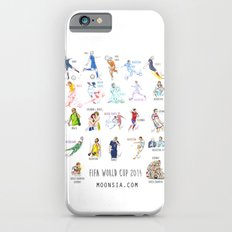 FIFA World Cup 2014 Moments! Slim Case iPhone 6s