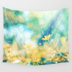 The Miracle of Life Wall Tapestry