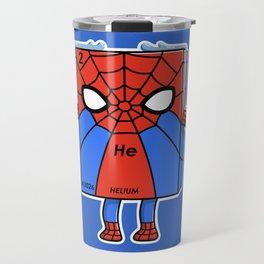Superfluid Helium Travel Mug