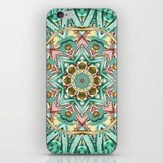 Sea Angel Kaleidoscope iPhone & iPod Skin