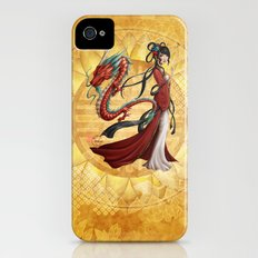Chinese dragon iPhone (4, 4s) Slim Case