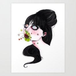 Meanda Art Print