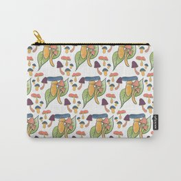 fungi stripe Carry-All Pouch