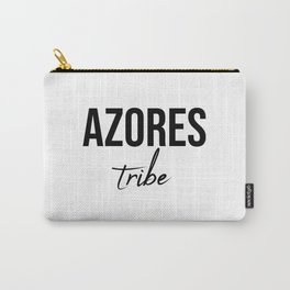Azores tribe Carry-All Pouch