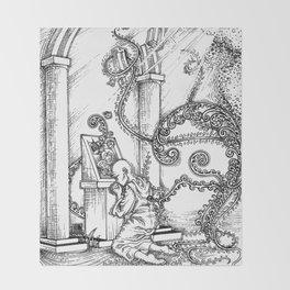 Graven Images - Pantheism Throw Blanket