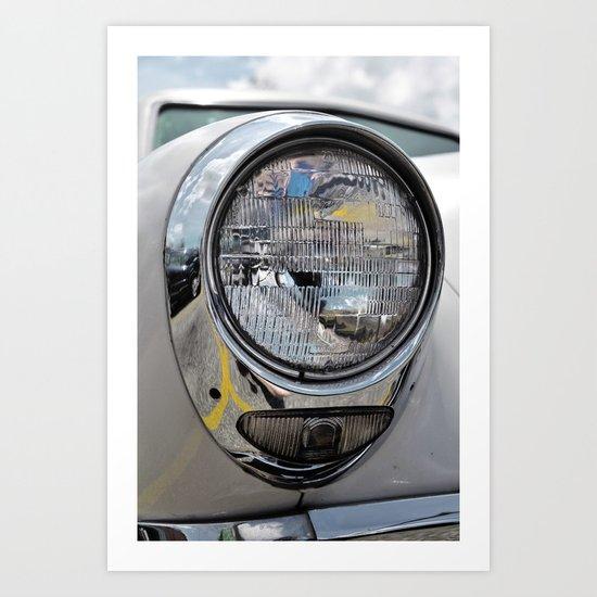 Car Capital Art Print