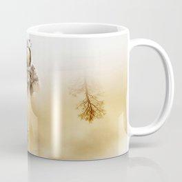 Playing Mars on the desert Coffee Mug