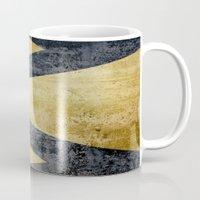 power Mugs featuring pOwer by Simona Sacchi