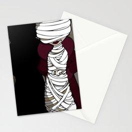 Mattie the Mummy Stationery Cards