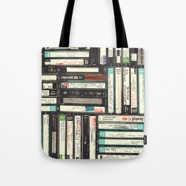 Cassettes Tote Bag
