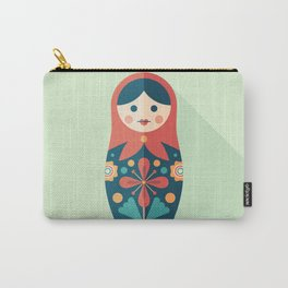 Russian Nesting Doll Carry-All Pouch