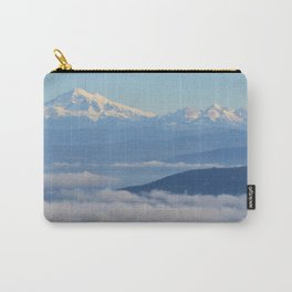 MOUNT BAKER FROM ORCAS ISLAND Carry-All Pouch