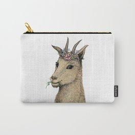 Goat – Sign of 2015 Year Carry-All Pouch
