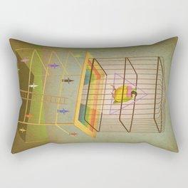 Descension Day Rectangular Pillow