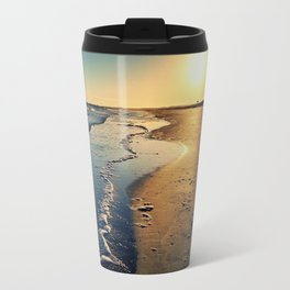 Sunset Stroll Travel Mug