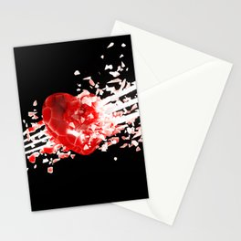 Unstable Love Stationery Cards
