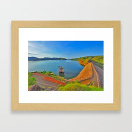 Lake Arygle Framed Art Print