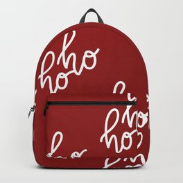 HoHoHo Merry Christmas Backpack