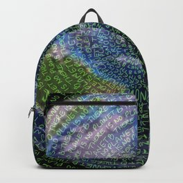 There Is No Planet B Backpack