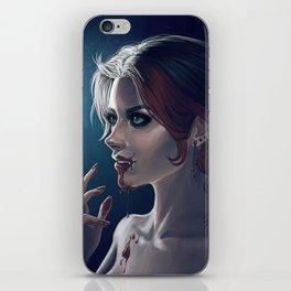 Come The Night iPhone Skin
