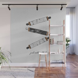 Just Roll With It, Kitchen Prints Wall Mural