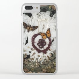 Alive Clear iPhone Case