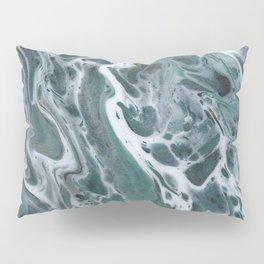 Waves crashing Pillow Sham